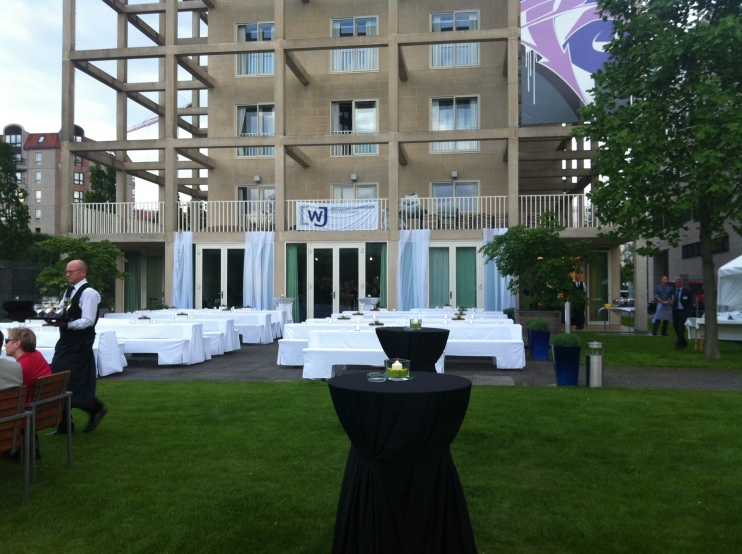 Witt Event in der Landesvertretung Saarland in Berlin