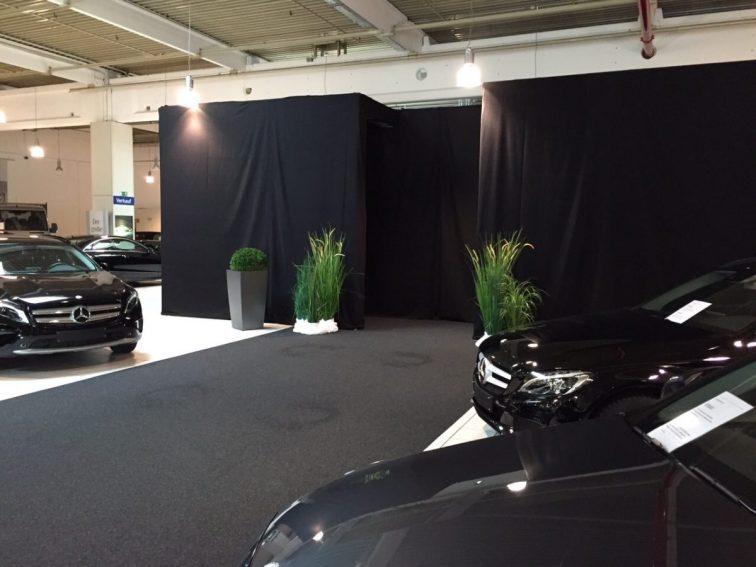 Witt Firmenevents Black Box
