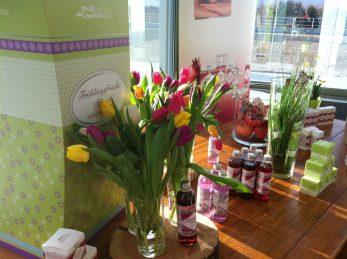 Witt Firmenevents Blumendeko