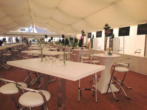 Witt Firmenevents: Bottle party im Manin