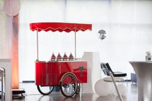 Witt Firmenevents Eiswagen
