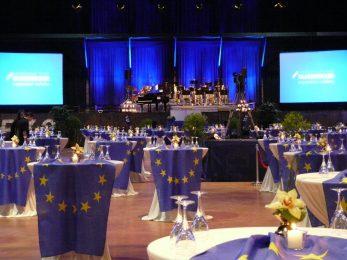 Witt Firmenevents: Europafeier Charlotte Britz