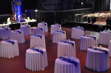 Witt Firmenevents Europafeier