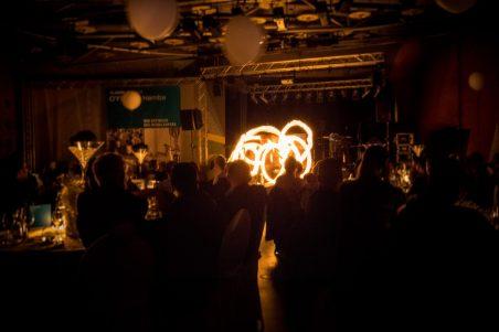 Witt Firmenevents Feuershow