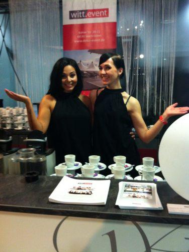 Witt Firmenevents mit Kaffeebar