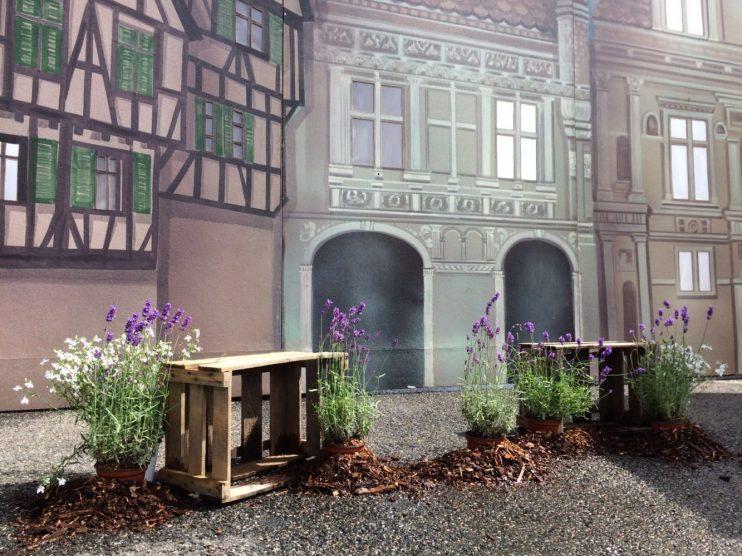 Witt Firmenevents Kulissenbau