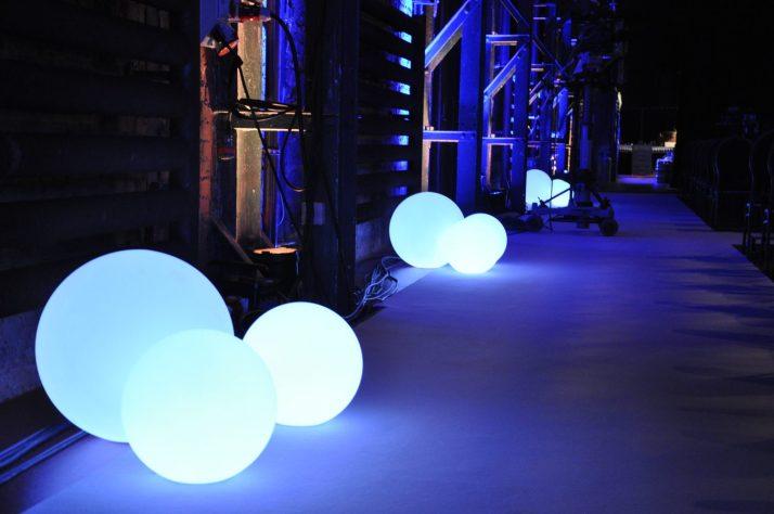 Witt Firmenevents LED Kugeln
