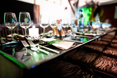 Witt Firmenevents Tischdeko