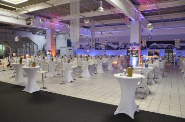 Witt Firmenevents Event