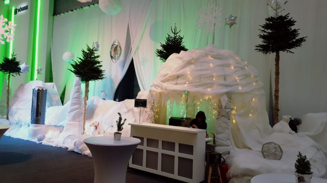 Witt Firmenevents: Winter Wonderland