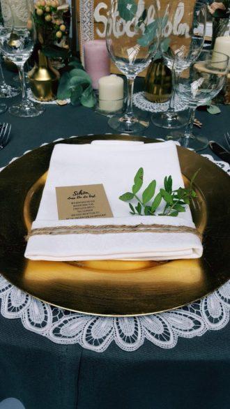 Witt Hochzeit: Schön das du da bist